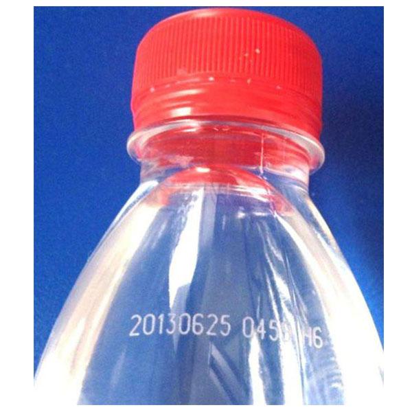 塑料瓶盖激光打标