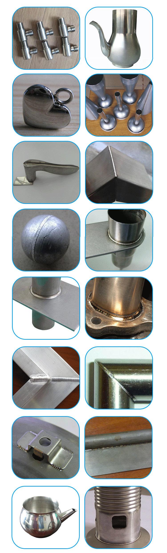 三轴四轴自动焊接样品