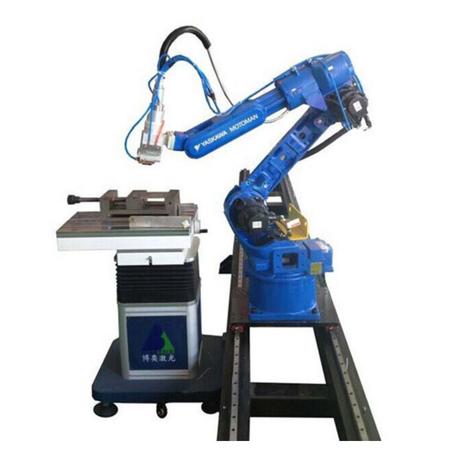 1000W机器人激光焊接机