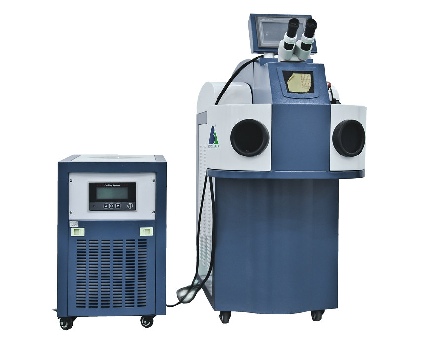 首饰激光焊接机(水冷)
