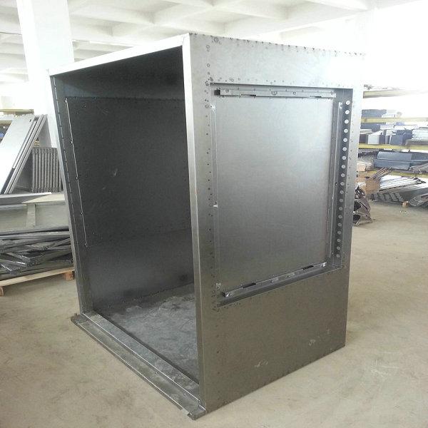 金屬機柜激光焊接