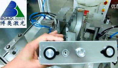金属激光焊接加工视频