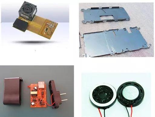 手机配件焊接