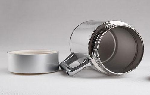 保溫容器激光焊接