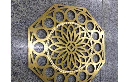 銅片工藝激光切割應用