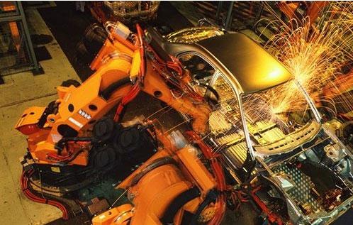汽车激光焊接应用