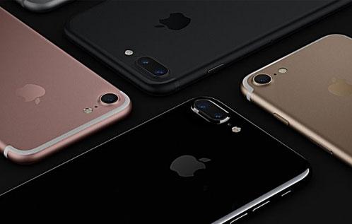 手機電子產品激光打標應用