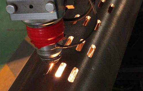 石油管材激光切割應用