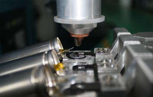 電池激光焊接應用