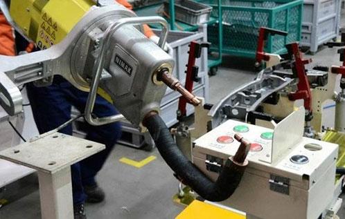 汽車激光焊接