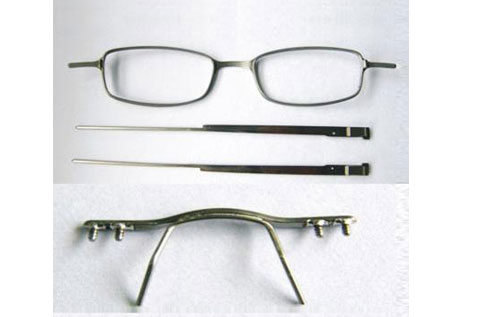 眼镜激光焊接